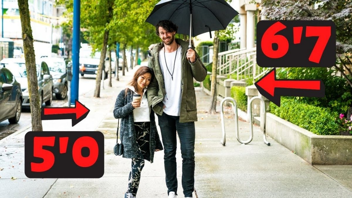 Read more about the article 10 Things to Know About The Tall Guy Short Girl Relationship Combo
