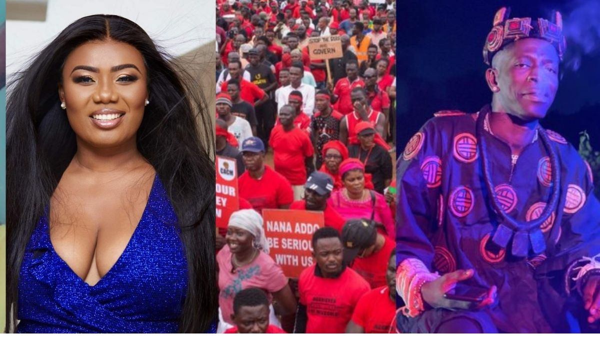 Read more about the article Bridget Otoo Calls on Shatta Wale to lead a Demonstration against happenings in Ghana.
