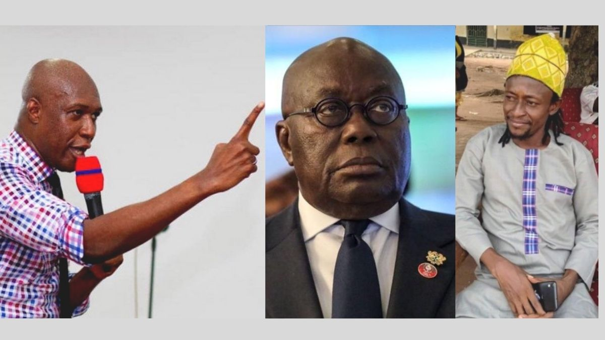 Read more about the article VIDEO: You're a wicked President, you'll pay for the blood of the innocent people – Prophet Kofi Oduro