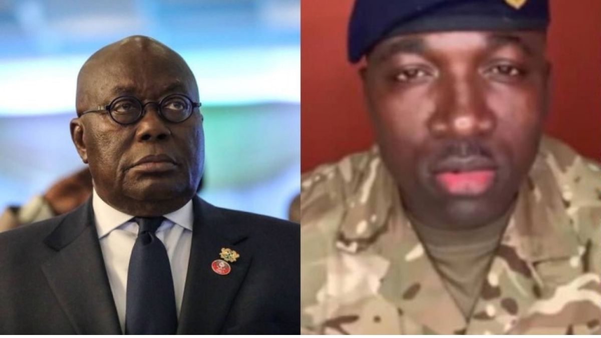 Read more about the article Ghanaian in British Army Sends strong warning to  Ghanaian Politicians; Joins calls for Fix The Country