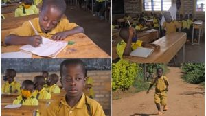 Read more about the article 'I will be President one day'- Says man who has spent 15 years in primary one (Video)