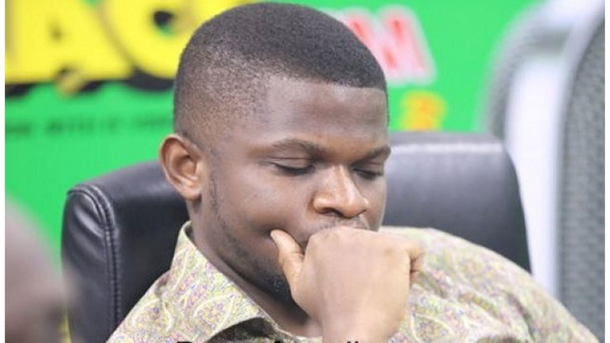 """Read more about the article """"I've Not Slept For The Past Three Days""""- Sammy Gyamfi Finally reveals"""