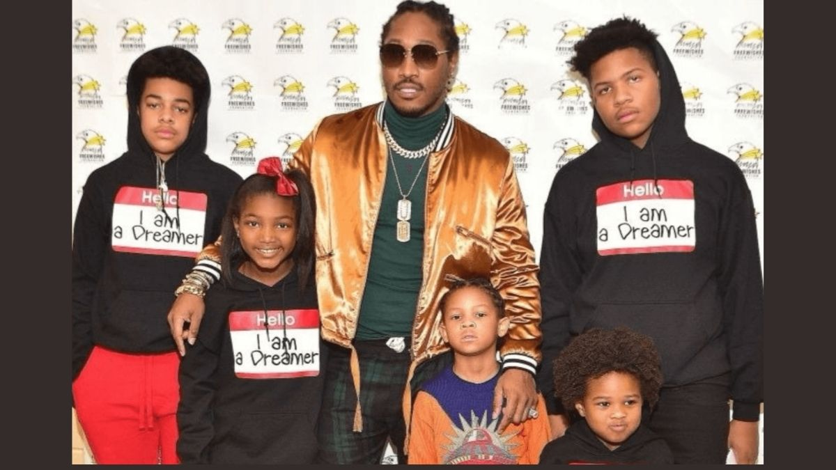 Read more about the article Future Kids: How many kids does the rapper have and who are their mothers?. Find out