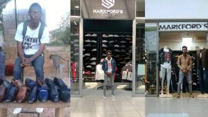 Read more about the article Young man who started selling shoes on street shows off his massive clothing shops