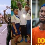 Black Sherif's JHS picture Chilling With Girls pops; Netizen React