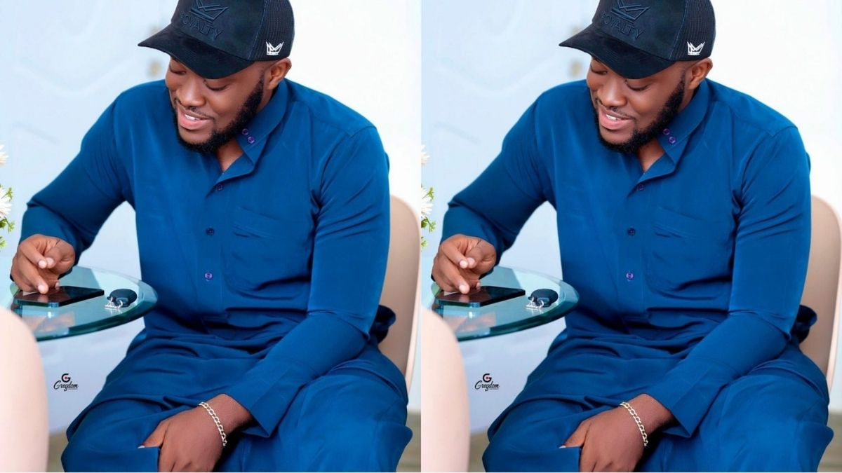 Read more about the article 'Do this and you will never get disappointed in your life'- Kwame Despite's son Kennedy gave interesting advice for disappointment