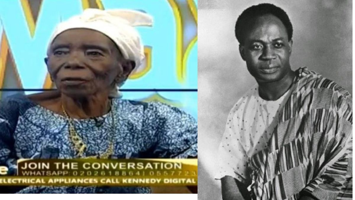 Read more about the article 198 Years: Oldest Woman In Ghana Reveals Secret About Dr. Kwame Nkrumah's Birth