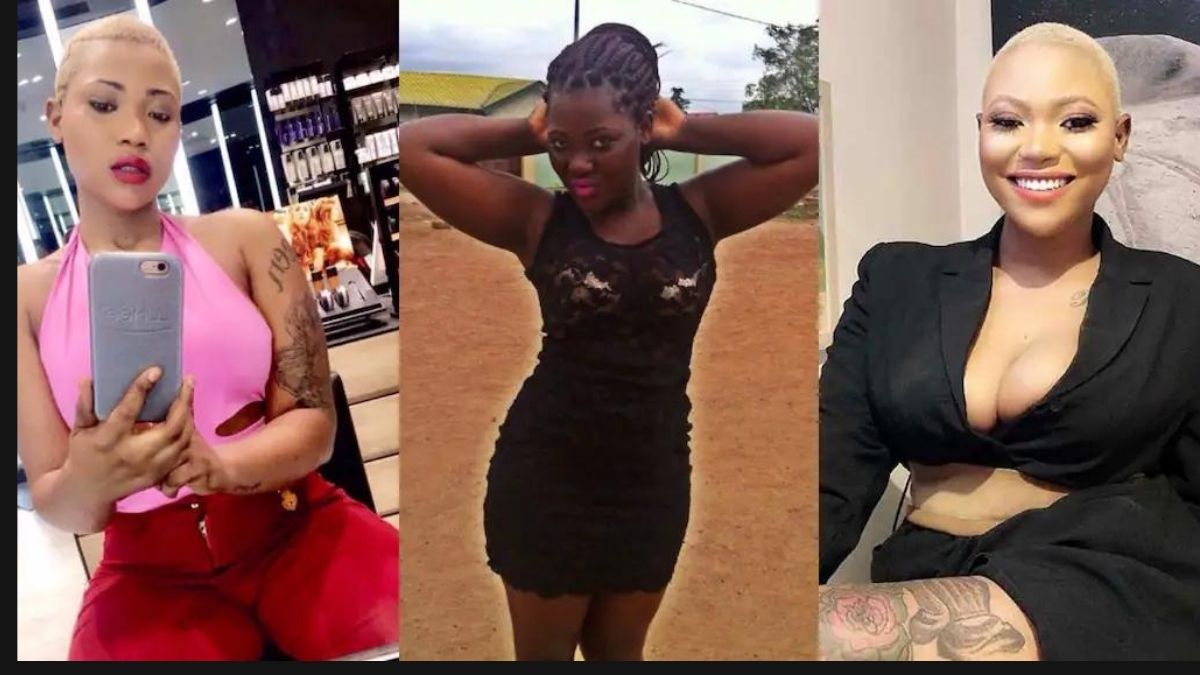 Read more about the article I bleached my skin because I wanted attention from men – Slay Queen Farcadi reveals [Watch]