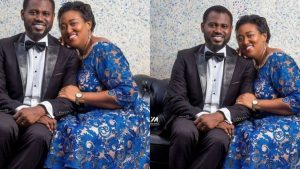 """Read more about the article """"You are mine and I am yours"""" – Abeiku Santana Reveals As He Celebrates His Wife On Her Birthday ."""