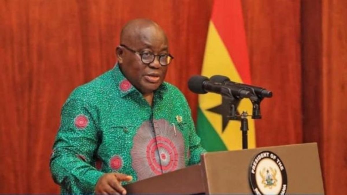 Read more about the article Gov't to implement free tertiary education – Nana Addo