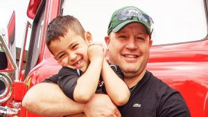 Read more about the article Kannon Valentine James: Age, Pictures & All about Kevin James's only son