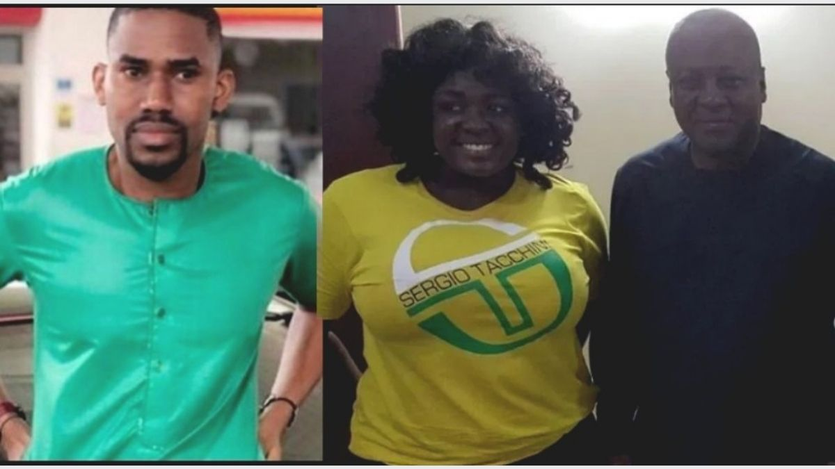 Read more about the article This shapeless and bad luck girl nearly ended Mahama's career – Ibrah One fires