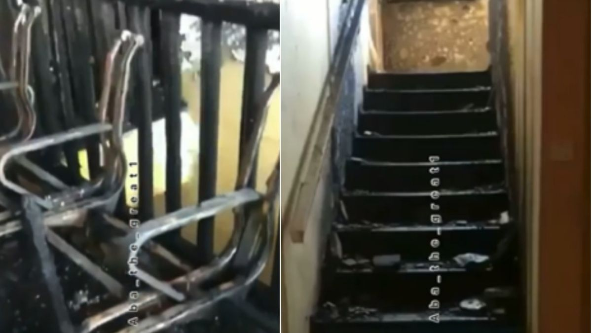 Read more about the article Dr. Kwaku Oteng's Angel TV Burns Down Into Ashes,Station Goes Off Air