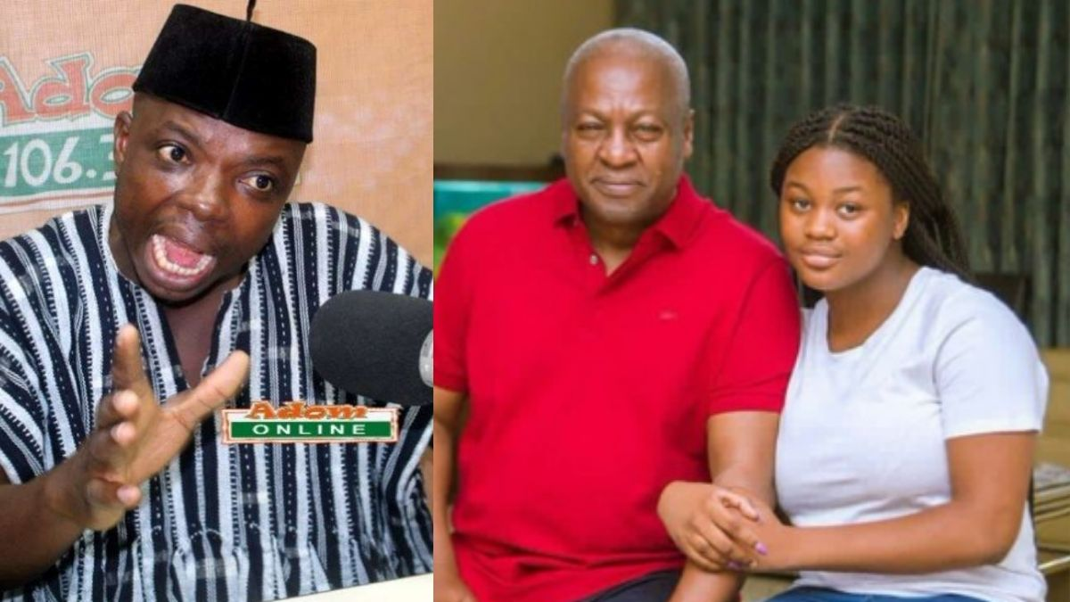 Read more about the article Your daughter will be the first victim of 'do or die' In 2024 Election – Abronye slams John Dramani Mahama