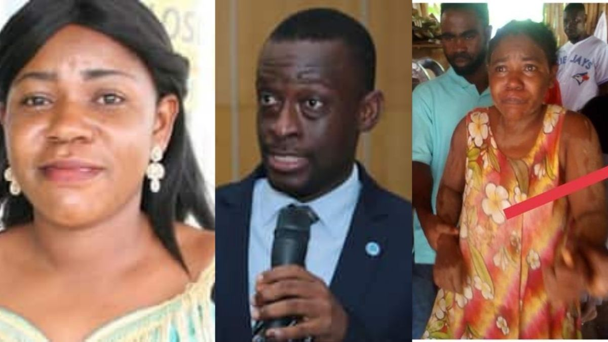 """Read more about the article """"She was never pregnant""""-Western Regional Minister reveals; missing but found 'pregnant' Josephine"""