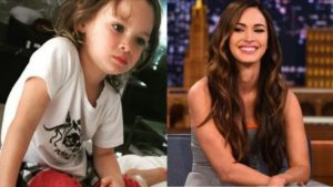 Read more about the article Noah Shannon Green, Megan Fox's son